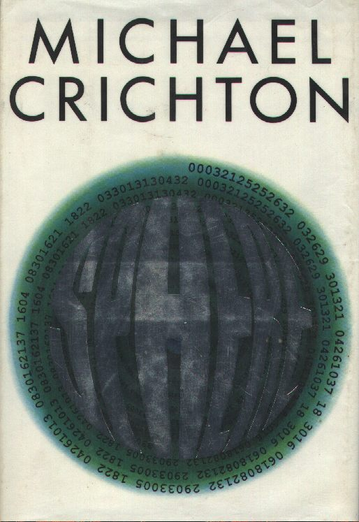 a book report on the sphere a novel by michael crichton Michael crichton's timeline (1999) is a fascinating blend of truly interesting science fiction and breathtaking medieval history, and we learn a lot about both realms over the course of this novel.